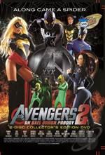 Avengers XXX 2: An Axel Braun (2015) DVDRip 650MB