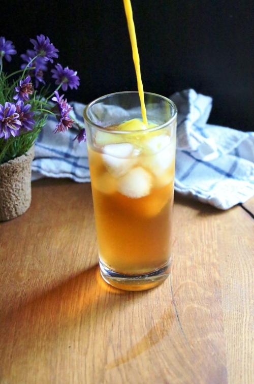 Golden Milk Iced Tea