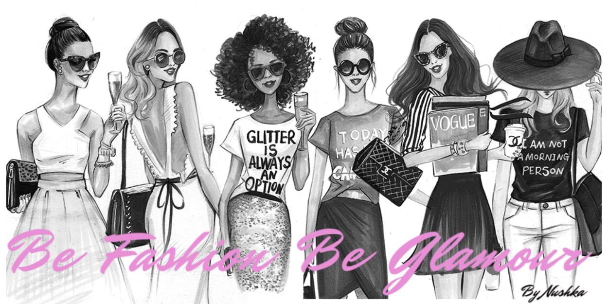 75e9af301ffe Be Fashion Be Glamour By Nushka