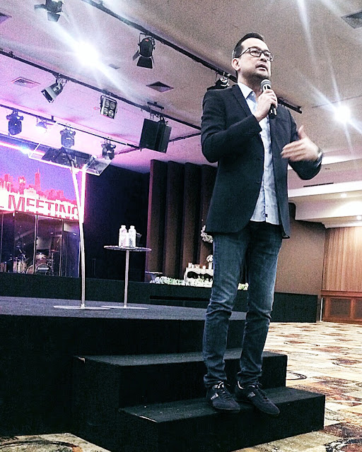 LEADERSHIP class with Ps. Jefry Rachmat
