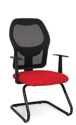 fiore,u ayaklı,misafir koltuğu,ofis koltuğu,bekleme koltuğu,metal ayaklı,fileli koltuk