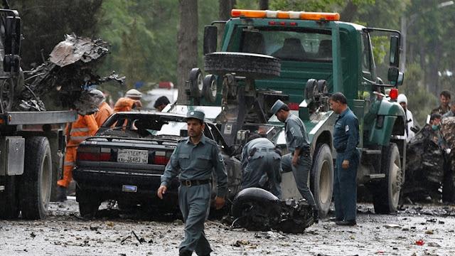 Lagi, 80 Tewas Akibat Bom Bunuh Diri Di Komplek Kedutaan Afganistan