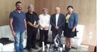 Reitor da UFCG e arcebispo de Natal articulam encontro para debater os problemas do NE