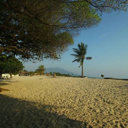 Pantai Laguna Lampung Selatan