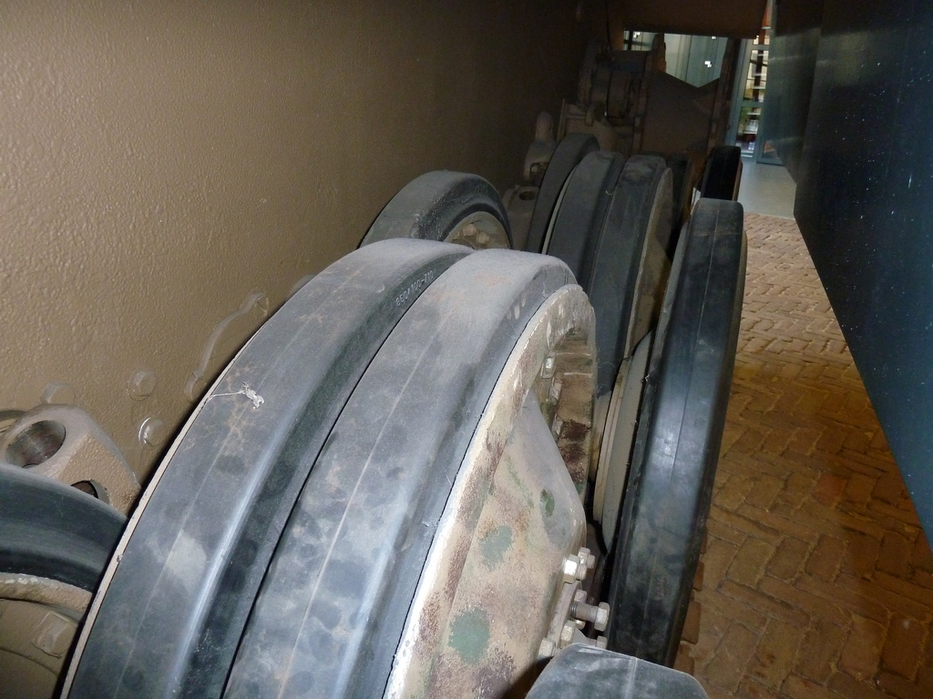 Wheels of the Panther ausf G
