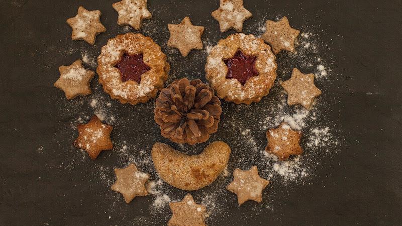 3 Christmas Cookies
