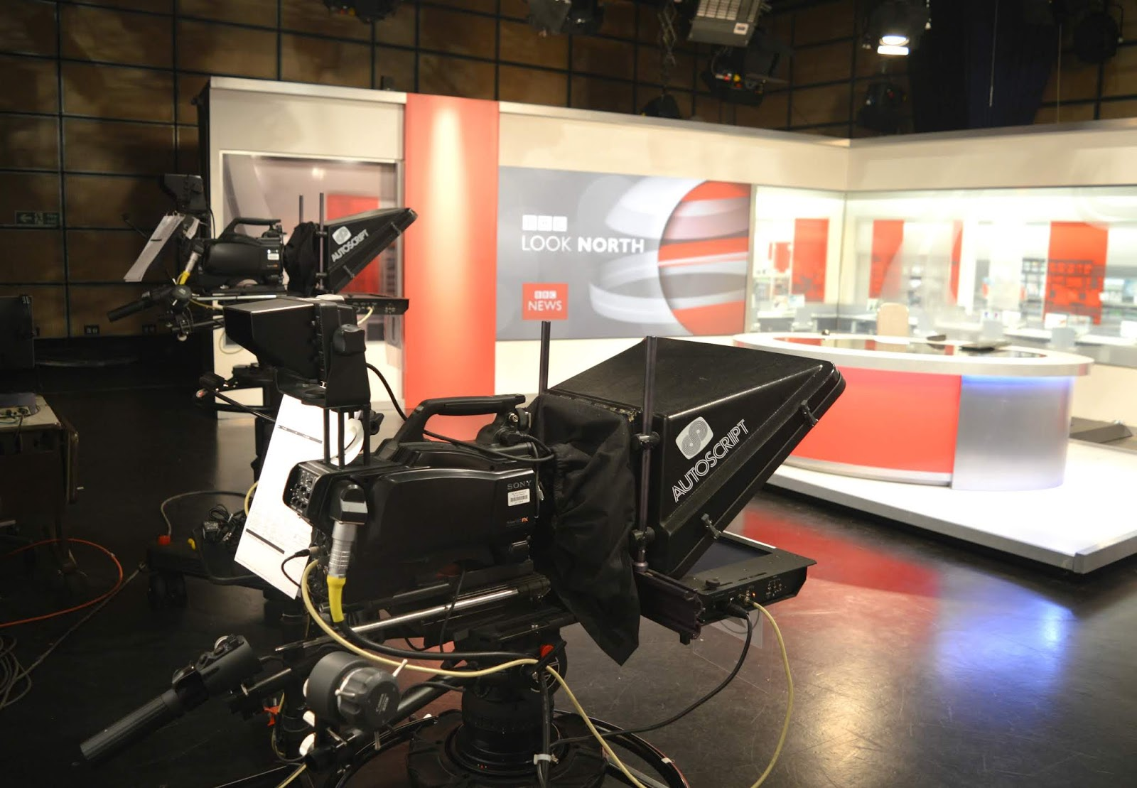BBC Newcastle - Studio Tour Review