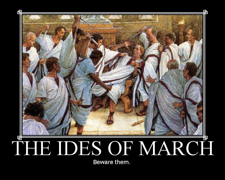 ides of march! - photo #19