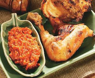 Ayam Bakar Asam Manis