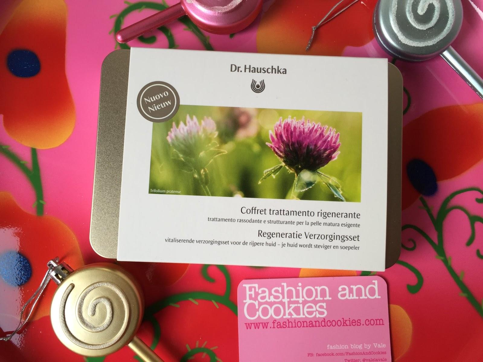 Rosa Secca Cosa Fare dr. hauschka regenerating skin care kit   fashion and