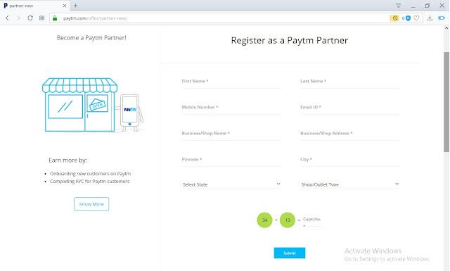 Image result for Paytm Kyc Agent Registration कैसे करते है.? - 2019