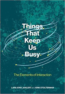 Things That Keep Us Busy--the elements of interaction