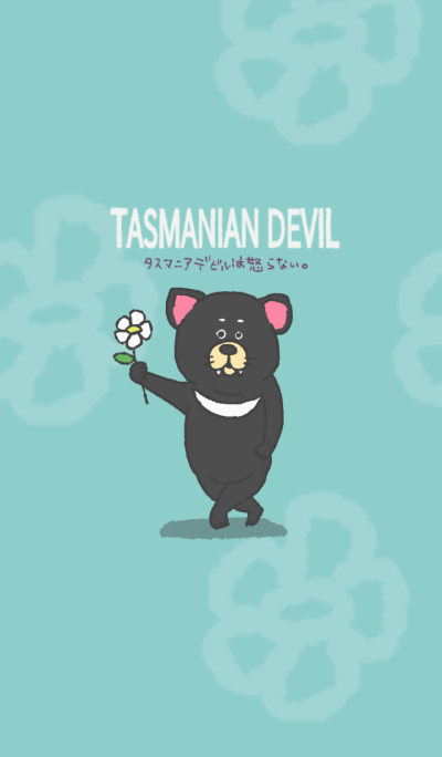 Tasmanian Devil ~keep cool~