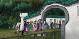Dankmire terra dos sonhos (Des)encanto Disenchantment Matt Groening Netflix