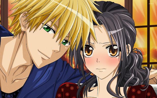 Kichou%2Bwa%2Bmaid%2Bsamaa%2B Top 25 Anime Romance Yang Harus Kamu Tonton Bersama Pasanganmu di Hari Valentine