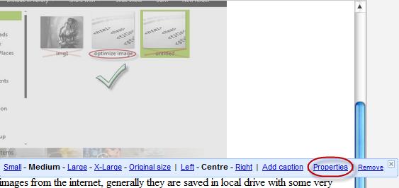 optimize image for seo