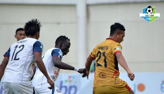 Mitra Kukar vs Arema FC 4-3 Video Gol Highlights