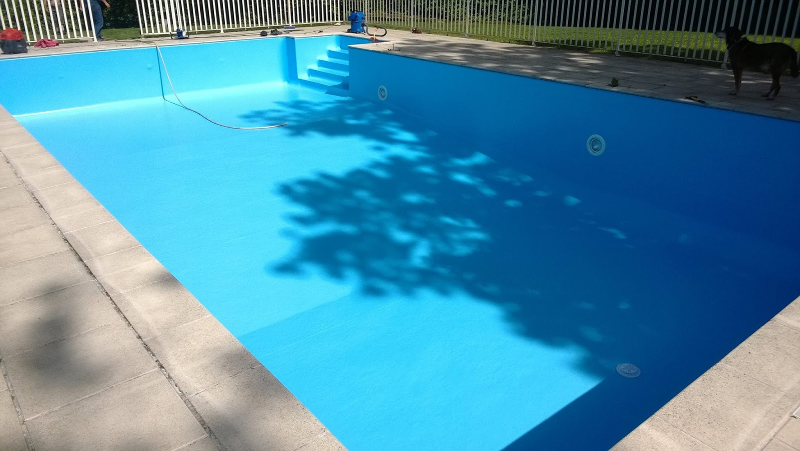 Piscine plaisirs for Cout changement liner piscine