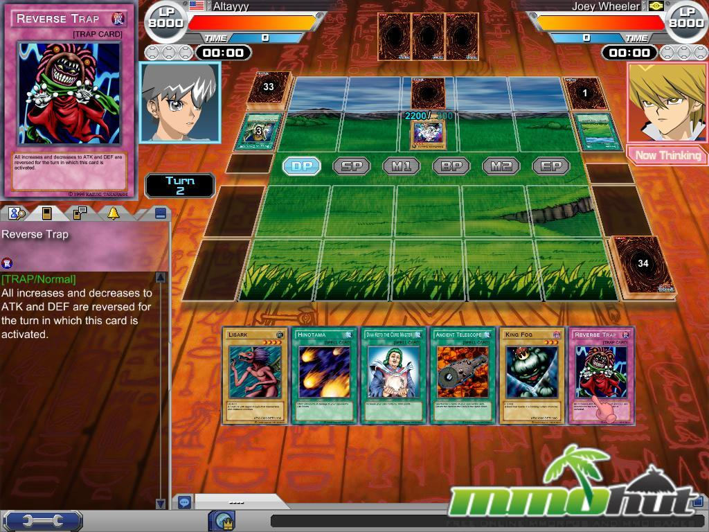 3d View Picture: 3d Yugioh Game