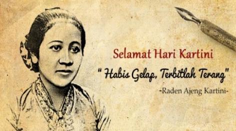 Kumpulan Puisi Hari Kartini Habis Gelap Terbitlah Terang