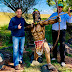 El cacique Urupindá ya cuenta con estatua en Blanquillo