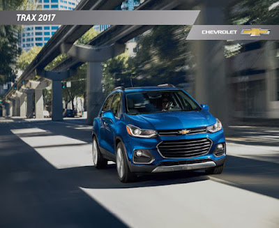 Downloadable 2017 Chevrolet Trax Brochure