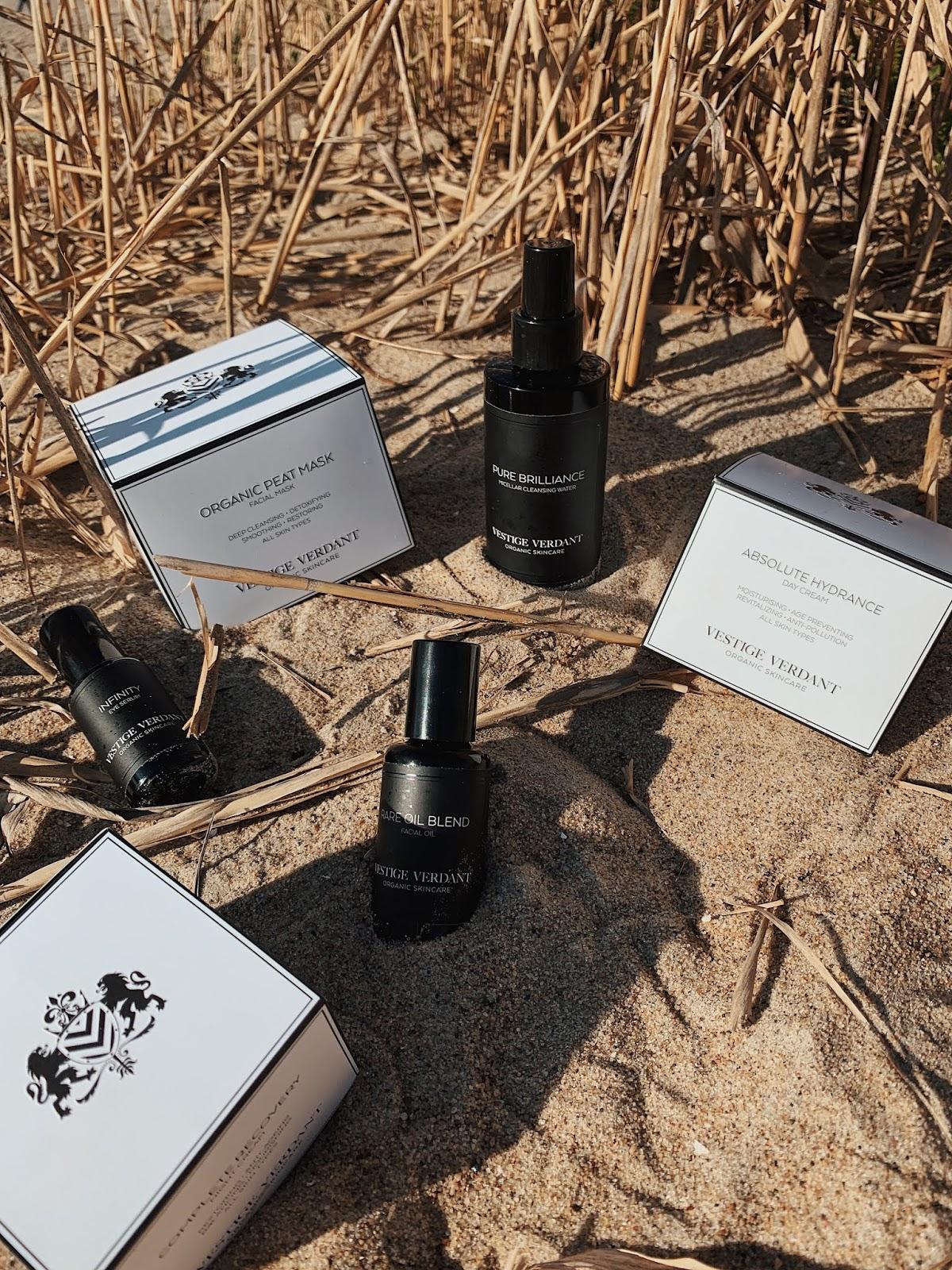 vestige verdant organic skincare review