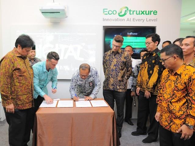 Schneider Electric Dorong Akselerasi Implementasi Industri 4.0
