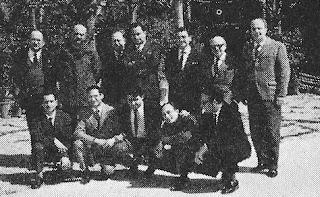 Componentes del Club Ajedrez Español, Campeonato catalán por equipos 1965