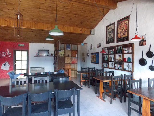 Restaurante do Schilling Patagonia Travellers em El Calafate