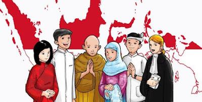 Melihat kebebasan Berkeyakinan, Beragama dan Beribadah di Indonesia Berdasarkan Konstitus