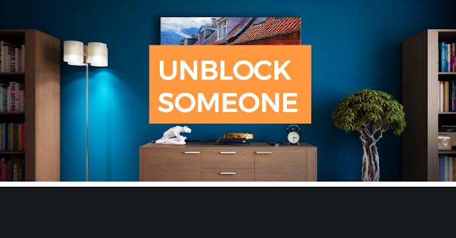 How Do I Unblock Someone On Facebook Android App - Unblock Blocked Facebook Friends On Mobile Application