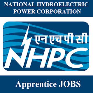 National Hydroelectric Power Corporation, NHPC, Sikkim, 10th, ITI, Apprentice, freejobalert, Sarkari Naukri, Latest Jobs, nhpc logo