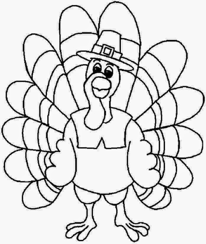Coloring Pages: Turkey Coloring Pages Free and Printable