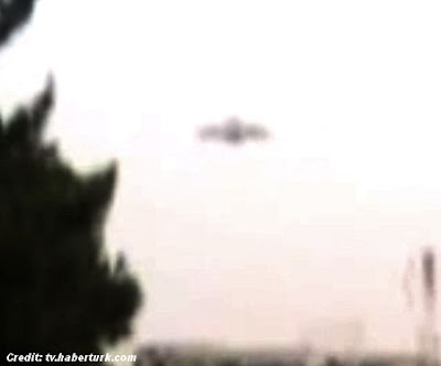 Turkish News Video of UFO Sighting & Photographs Recurs 5-31-13