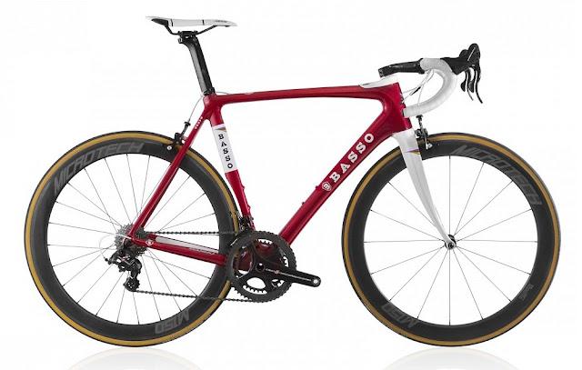 BASSO DIAMANTE 40 ANIVERSARIO, una bici exclusiva y de serie limitada