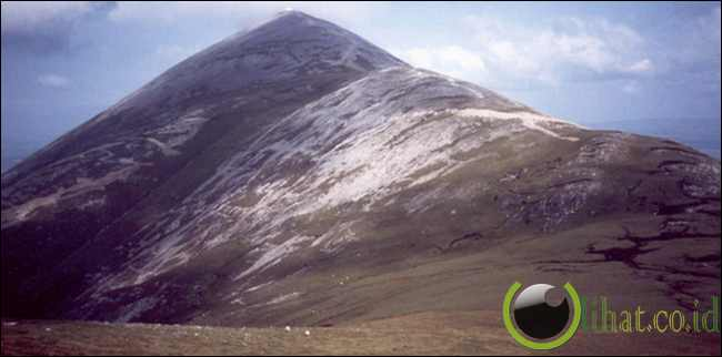 Gunung Croagh Patrick, Irlandia