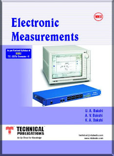 Download Electrical Measurement by U A Bakshi Book Free Pdf