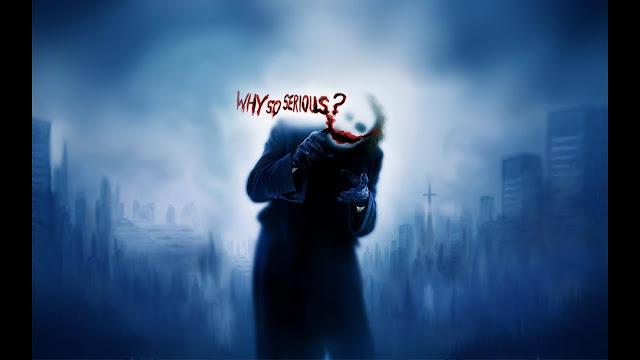 The Joker (The Dark Knight : 2008) - Kisah Villain Terbesar Sepanjang Sejarah Perfilman Hollywood