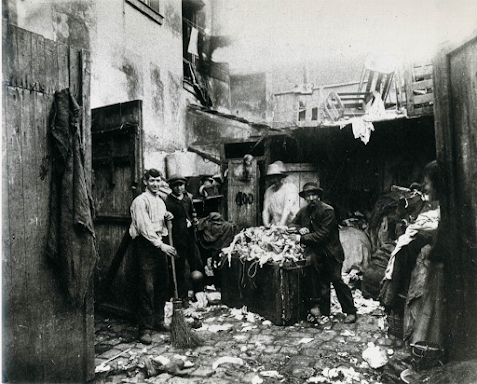 Foto de Eugène Atget, un artista que nunca se consideró así a sí mismo