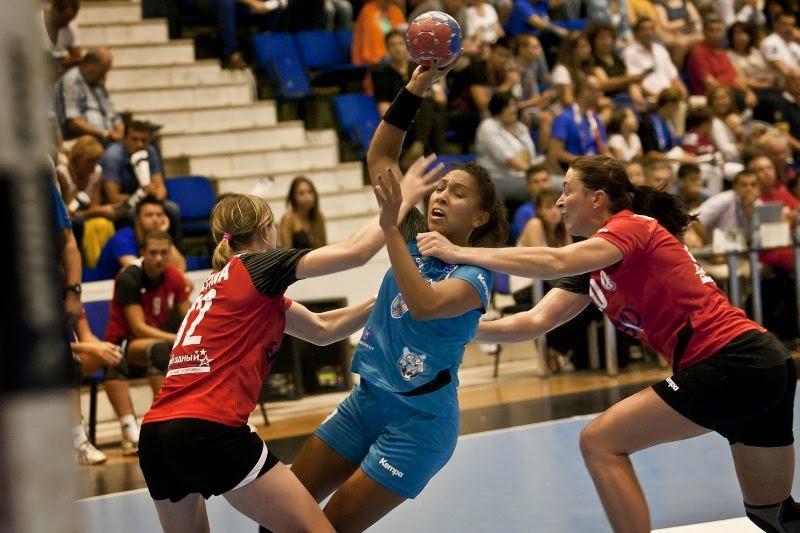 Bucuresti de las cuatro brasileñas | mundo handball