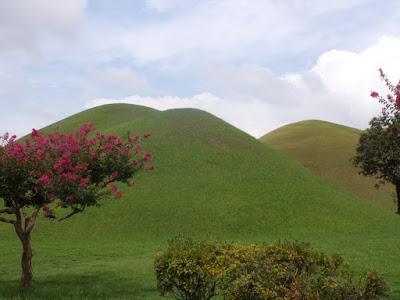tumbas de Daereungngwon
