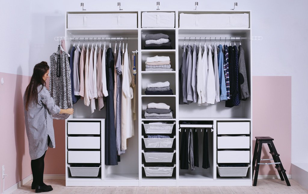 We Have Some Tips On How You Can Organize Your Cupboards Efficiently And  Effectively In Order To Make Your Wardrobe Accessible And Neat.