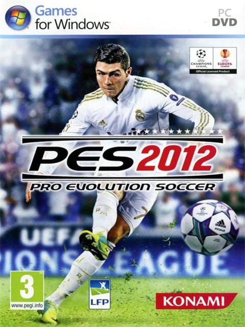 تحميل لعبة PES 2012 مضغوطة كاملة بروابط مباشرة مجانا