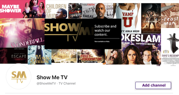 Show Me Television Roku Channel