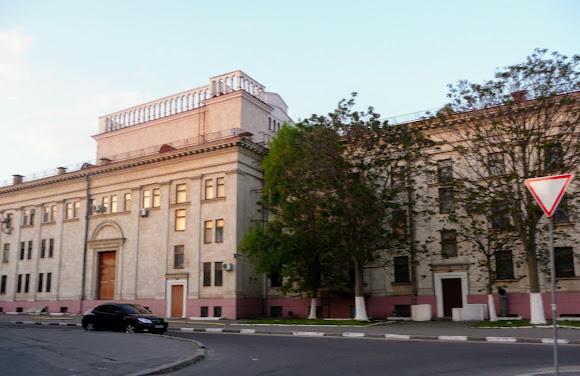 Херсонский академический музыкально-драматический театр имени Н. Кулиша