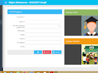 Panduan Input Profil Pengguna Dapodik Versi 2016