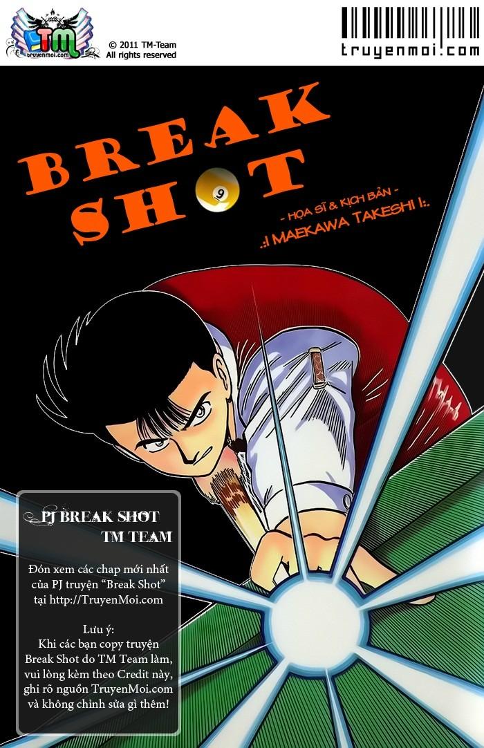 Break Shot chap 087 trang 1