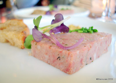 Venison Pate at Fond, East Passyunk Avenue, Phila PA - Photo by Glamorosi