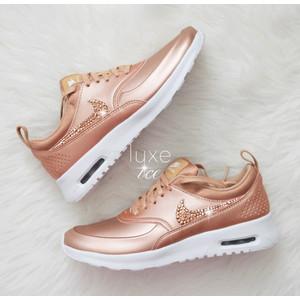 more photos 135e3 b7962 Metallic Rose Gold Nike Air Max Thea